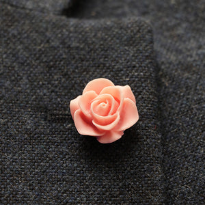 Clour Peach | Lapel Pin