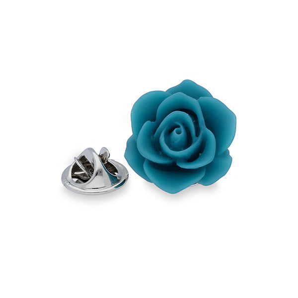 Clour Petrol Blue | Lapel Pin