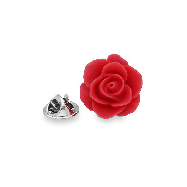 Clour Red | Lapel Pin