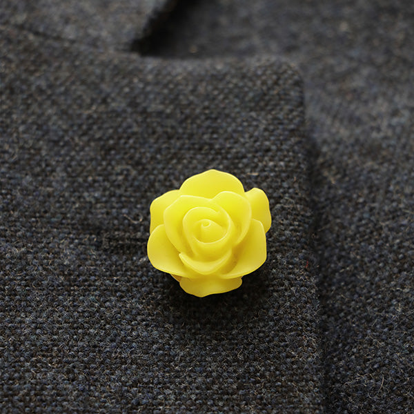 Clour Yellow | Lapel Pin - Duncan Walton Store
