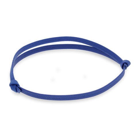 Gigi Blue | Leather Bracelet