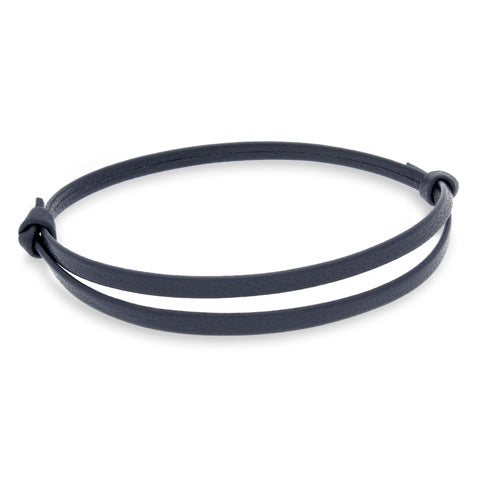 Gigi Grey | Leather Bracelet - Duncan Walton Store