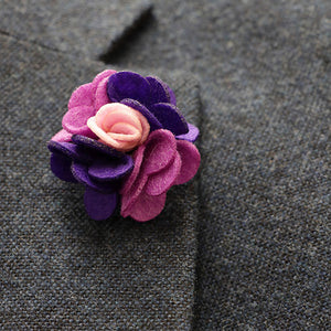 Goyden Purple | Lapel Pin