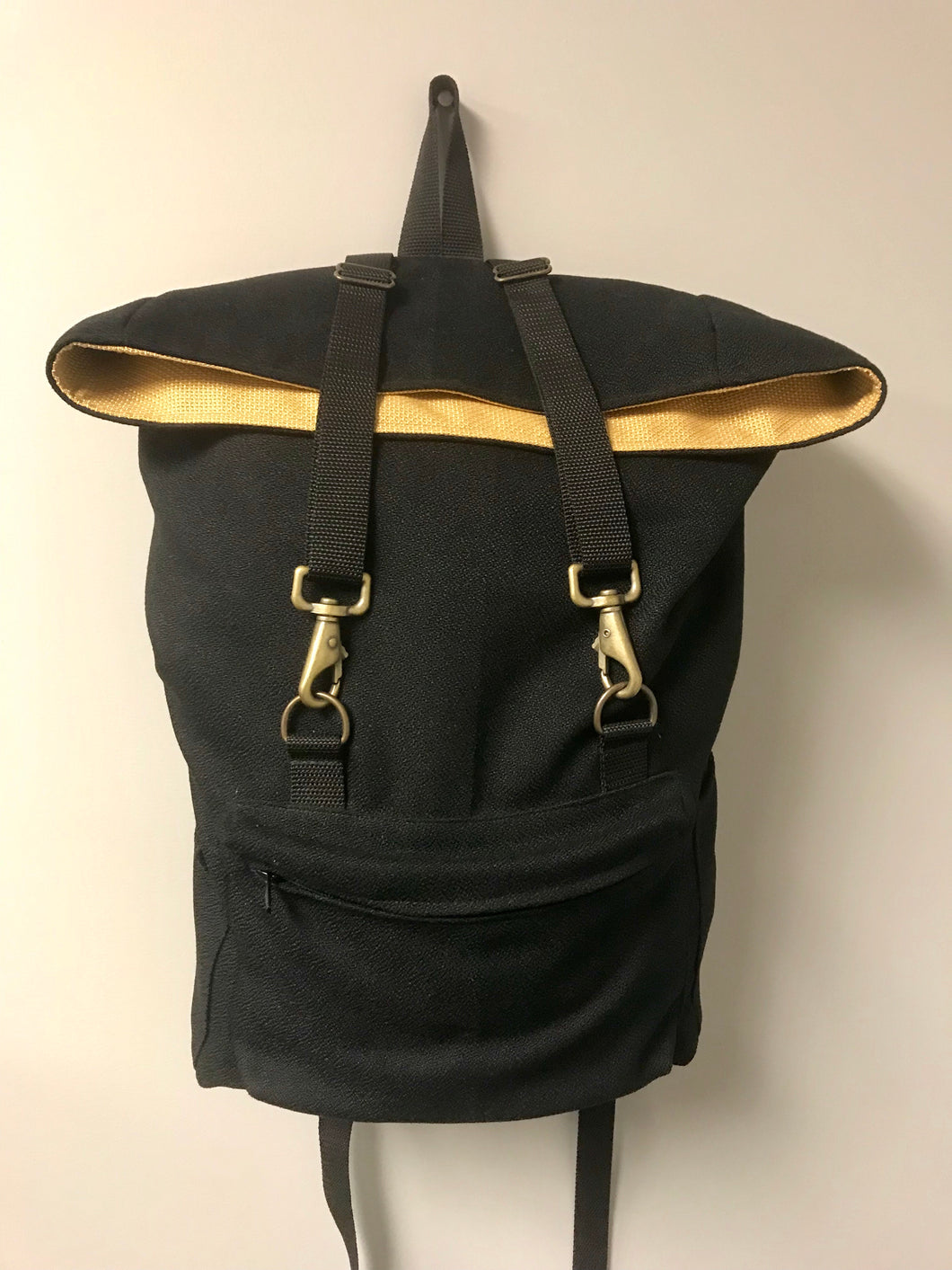 Fold-over Backpack