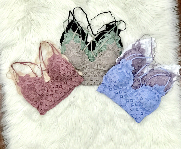 Basic Bralette Accessories