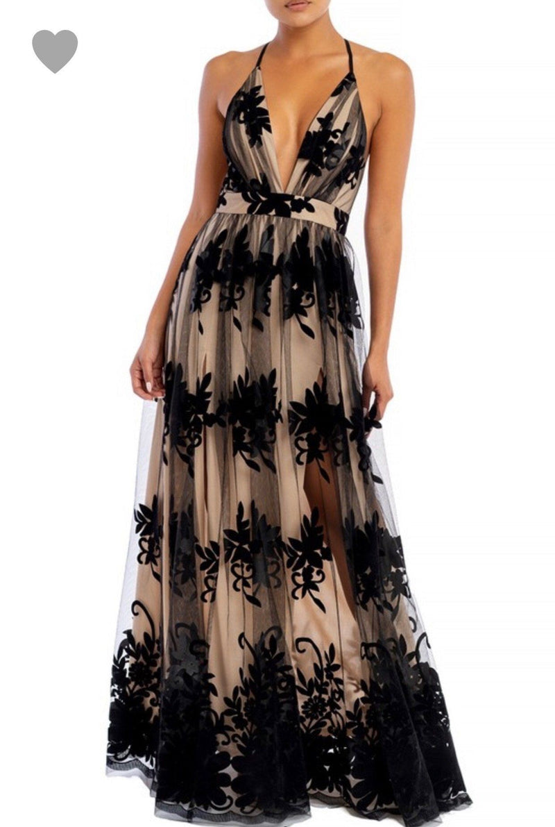 Black Swan Gown Dresses