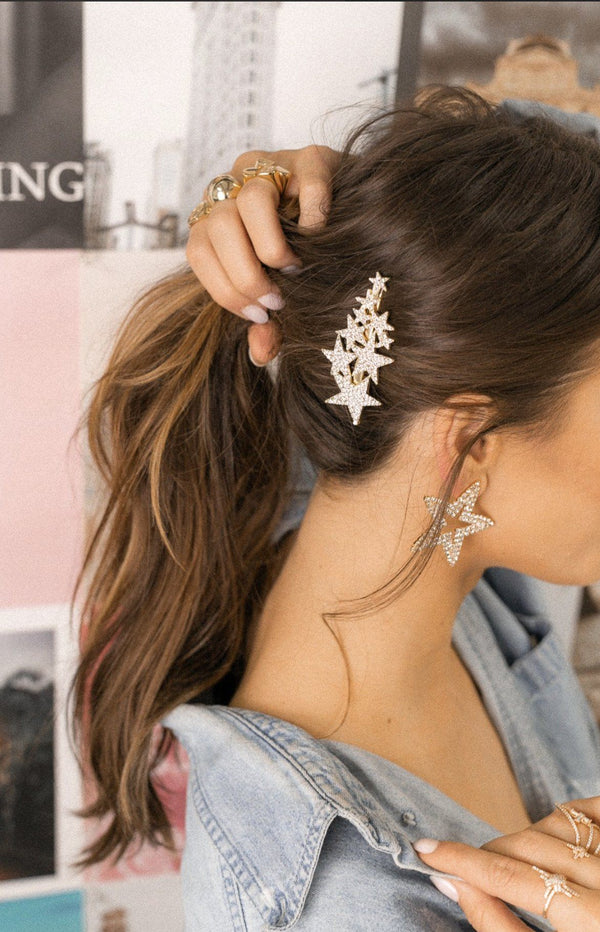 Bracha She's A Star Hair Clip Accessories