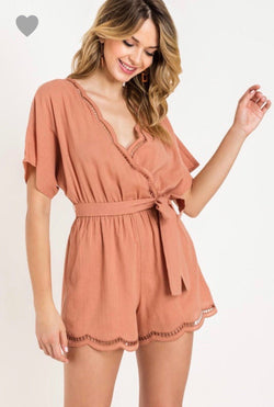 Canyon Valley Romper Playsuits
