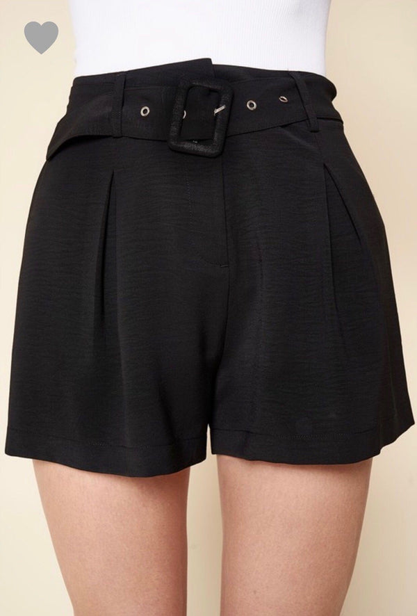 Carter Buckle Shorts Bottoms