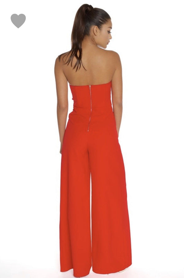 Coming In Hot Jumpsuit Playsuits