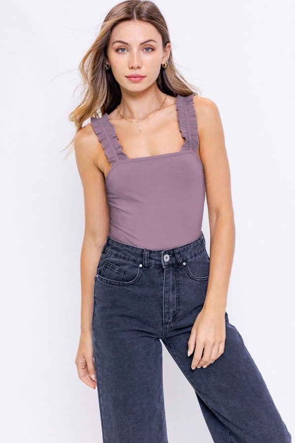 Easy Goin' Bodysuit Tops