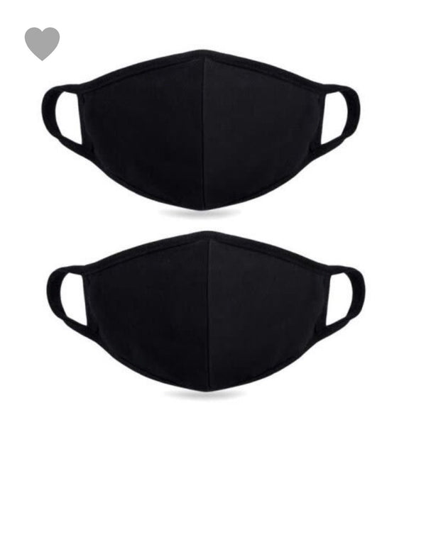 Face Mask With Filter Insert Accessories