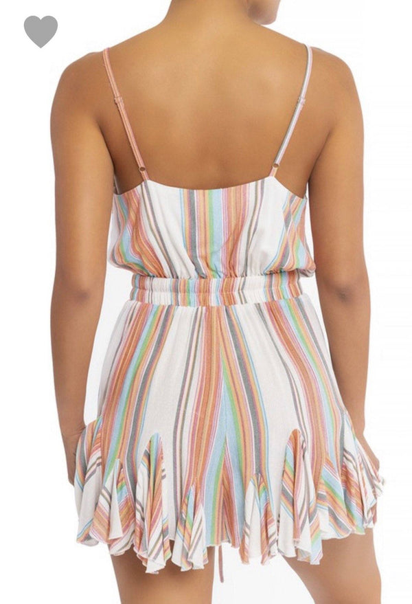 Folly Beach Romper Playsuits