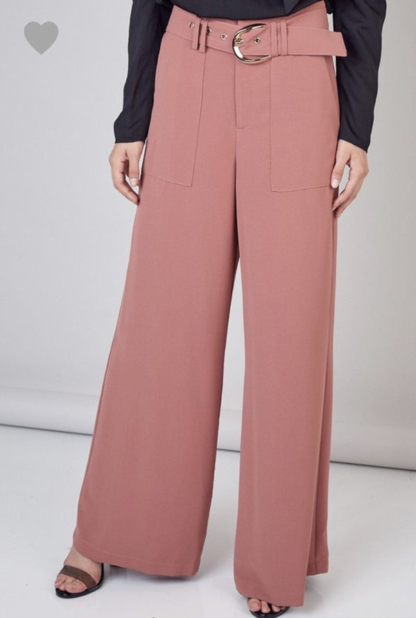 Go Getter Wide Pants Bottoms