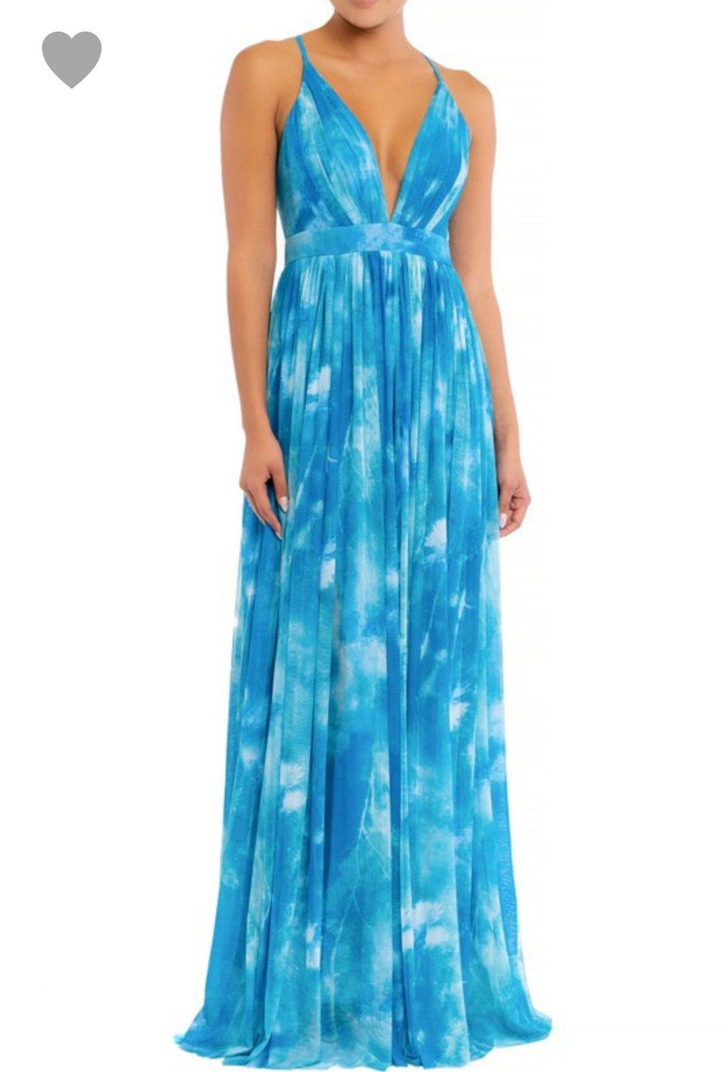 Making Waves Gown Dresses
