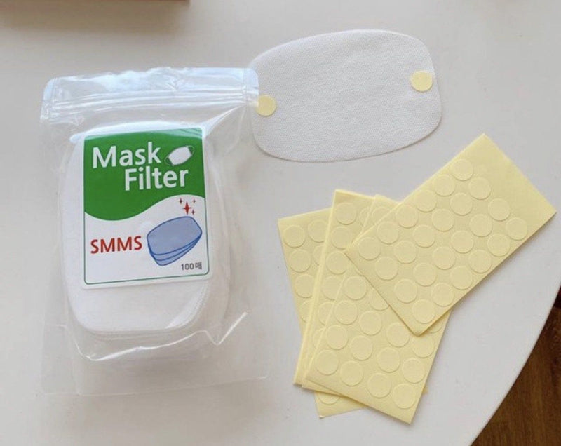 Mask Filter (set of 25)