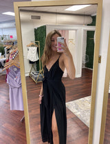 Nightly Affair Jumpsuit Playsuits
