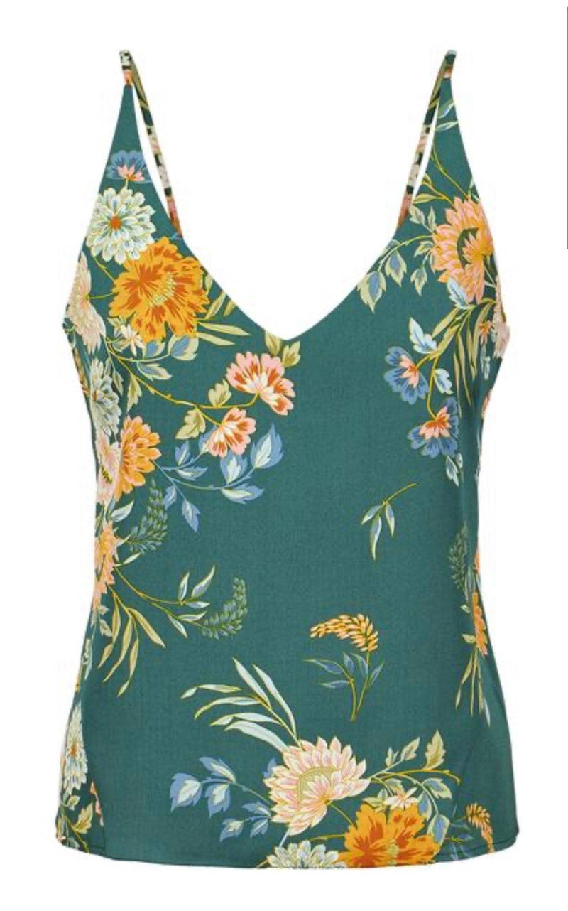 Patterned Marisa Cami by Bishop & Young Tops