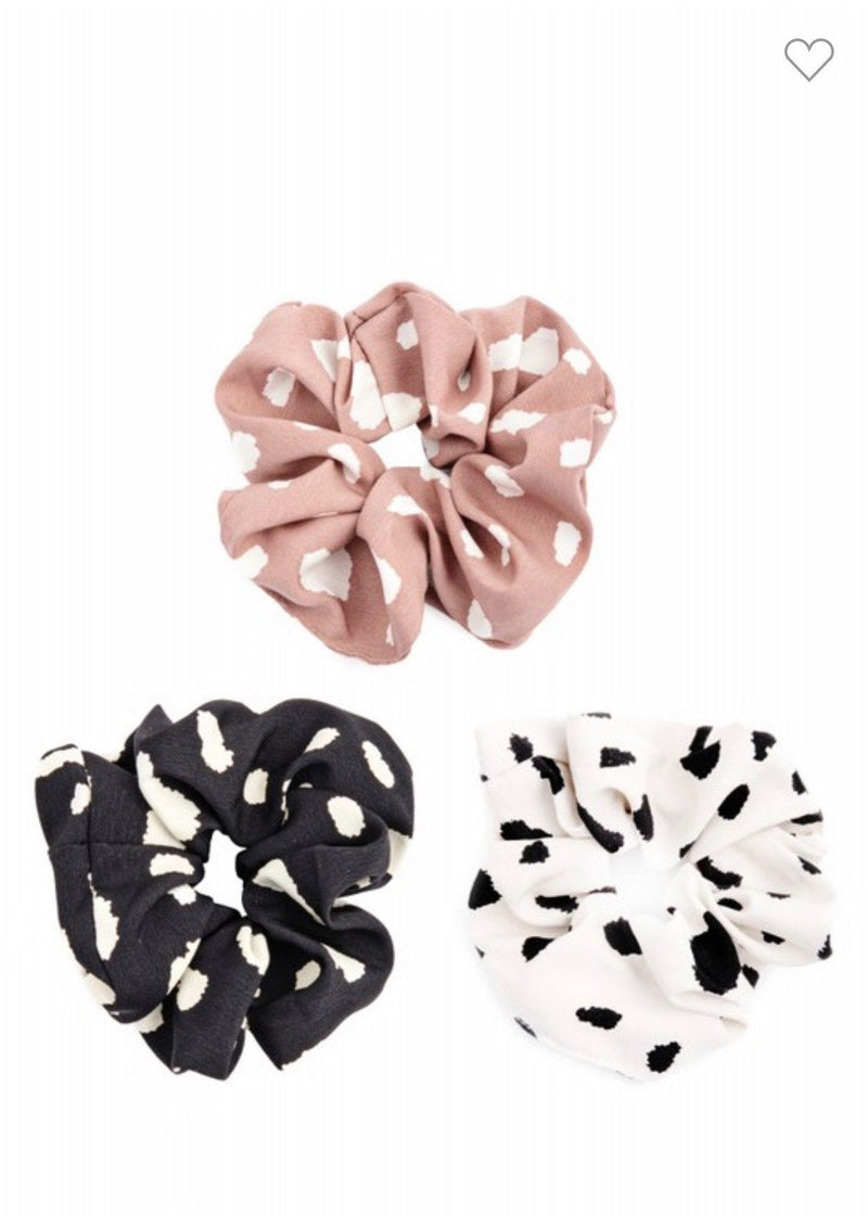 Scrunchy Pack Accessories