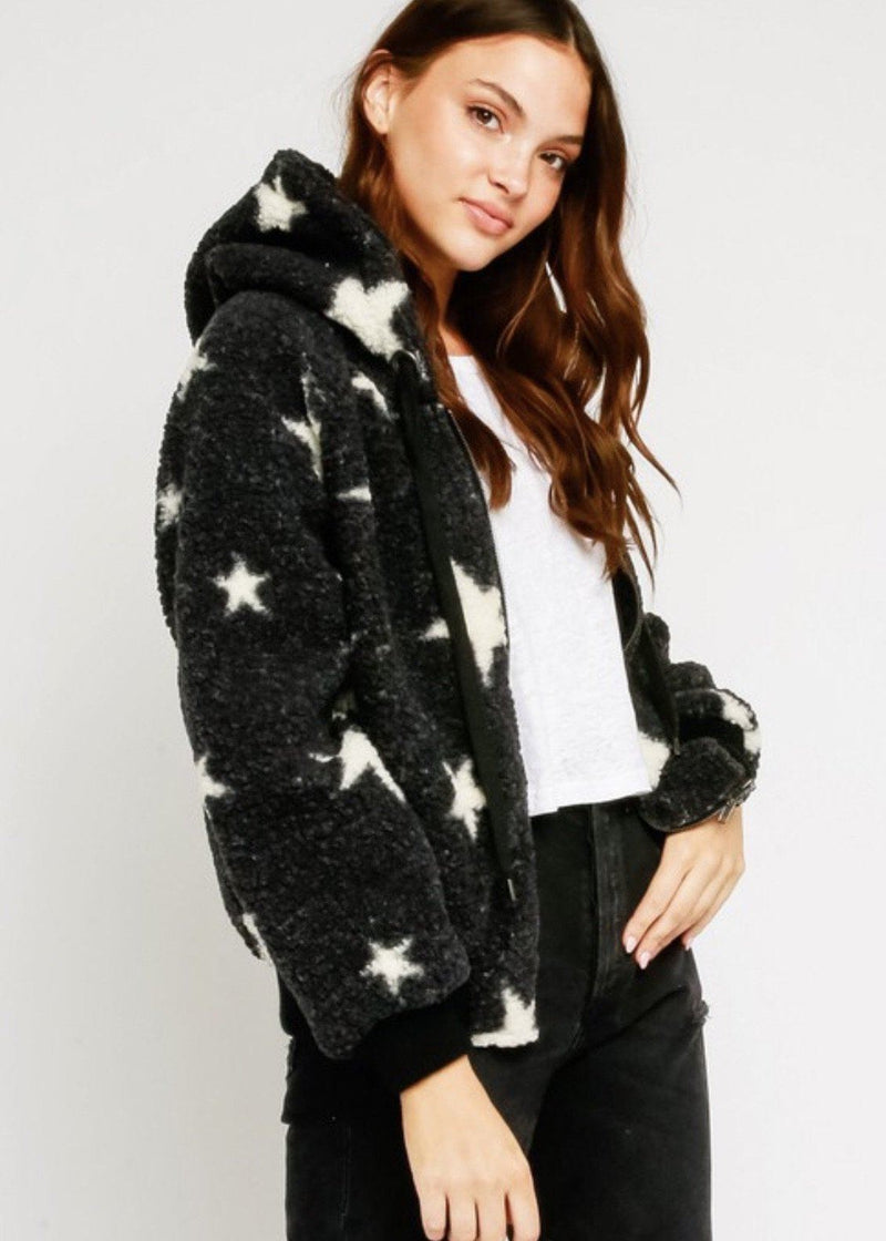 Shoot for the Stars Jacket Outerwear