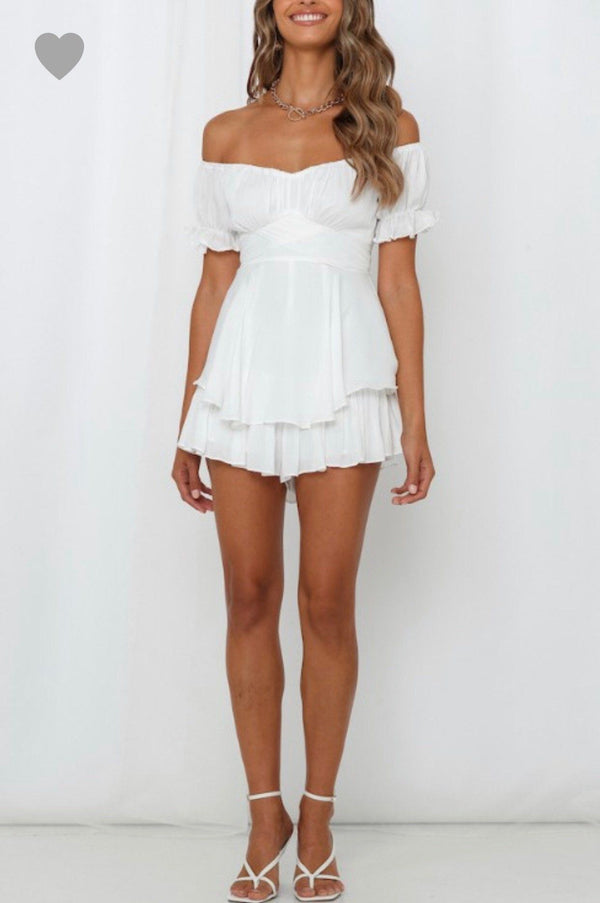 Smile Awhile Romper Playsuits