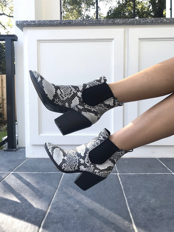 Snake Bootie Accessories