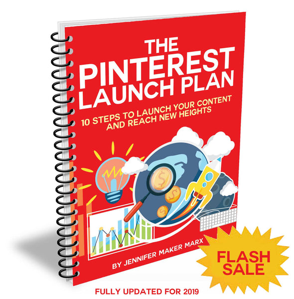 The Pinterest Launch Plan - For Bloggers Only
