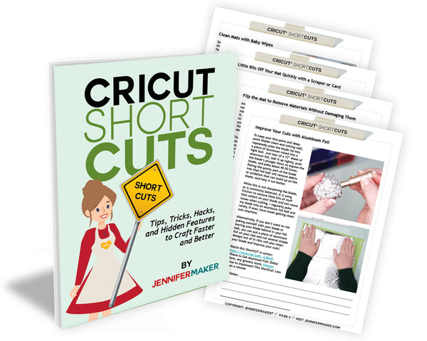 Cricut ShortCUTS: Tips, Tricks, Hacks, and Hidden Features to Craft Faster and Better