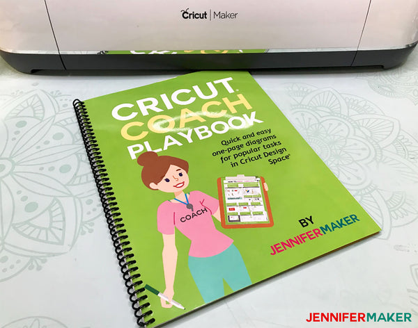Cricut Coach Playbook (Print Edition)