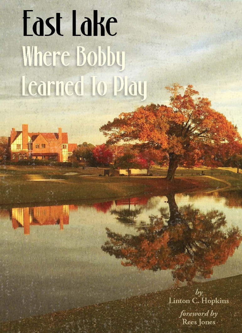 Where Bobby Learned to Play - Soft Cover