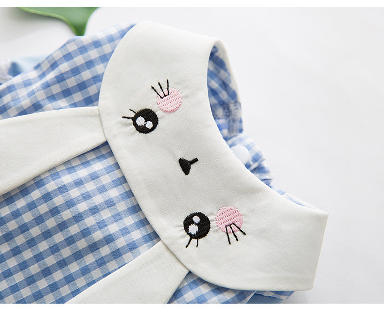 Pet Cat Rabbit Style Shirt
