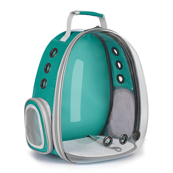 Cat Bubble Backpack with Clear Window for Hiking