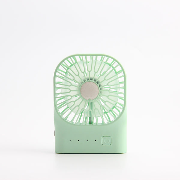 Pet Mini Fan Use with Backpack, Rechargeable Via USB