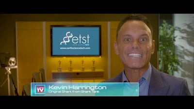 As Seen on TV with Kevin Harrington Infomercial for Earth Science Tech CBD Products