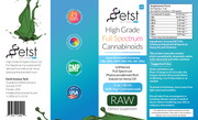 Full Spectrum Cannabinoids Raw 2oz 2,628mg - Earthsciencetech