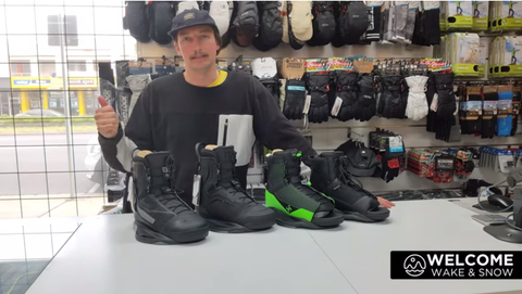 Ronix Boots Overview