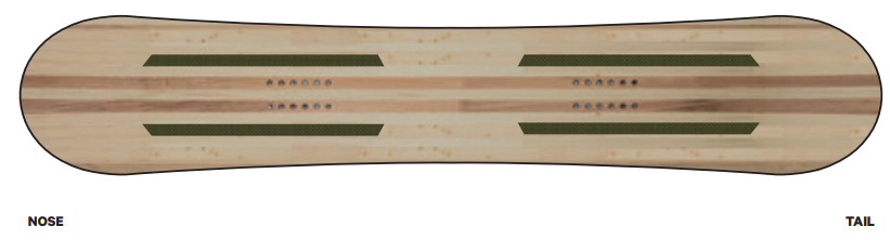 2022 Capita Outerspace Living Snowboard