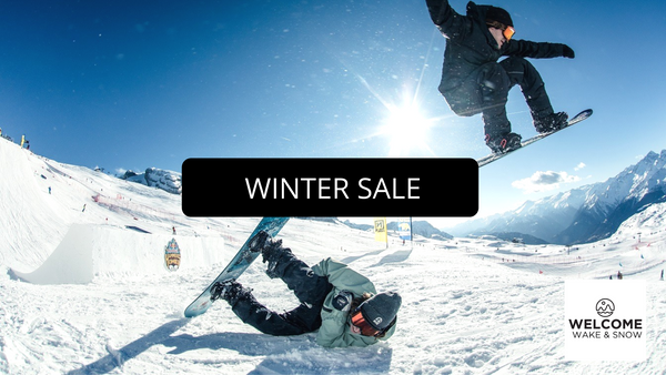 Winter Sale wakeboards