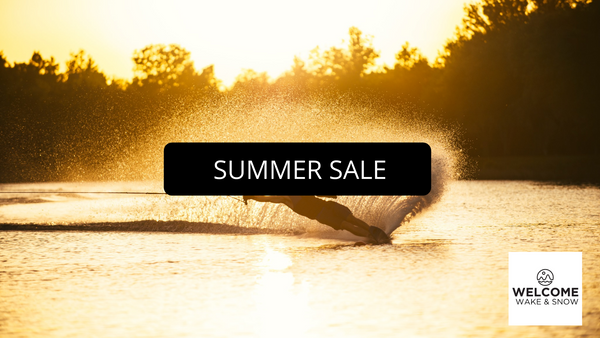 Summer Sale wakeboards