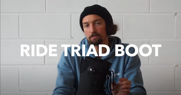 2020 Ride Triad Snowboard Boots Review