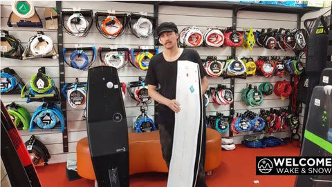 Chris O'Shea Picks His Top 3 Ronix 2020 Wakeboards