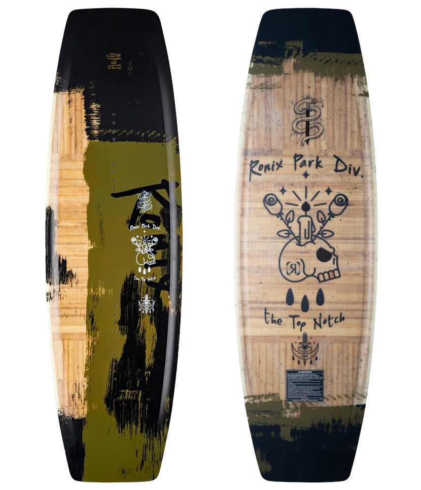 2021 Ronix Top Notch Pro Mens Wakeboard