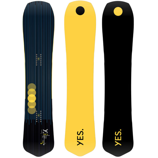 2021 Yes The Y. Snowboard