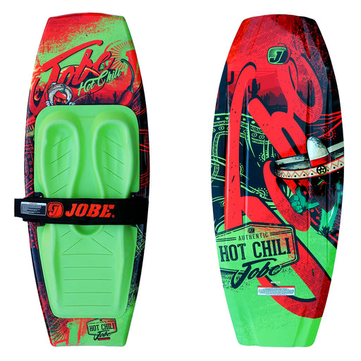 2021 Jobe Hot Chili Kneeboard w/ Hook