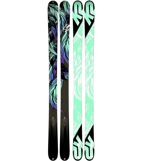 2018 K2 Factory Empress Snow Skis