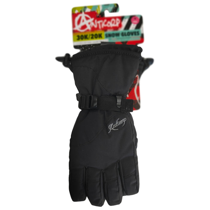 Anticorp Ladies Black Glove