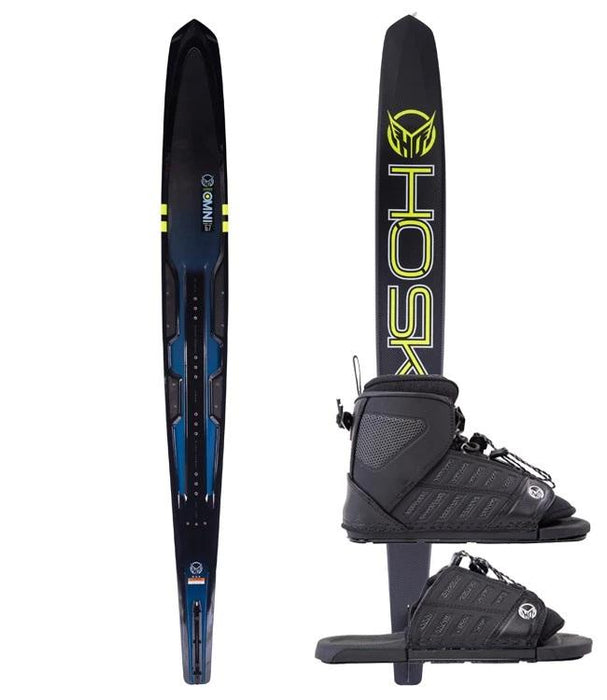 2020 HO Carbon Omni Slalom Ski With Freemax Boot And RTP