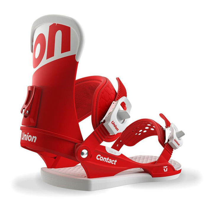 2018 Union Contact Snowboard Bindings