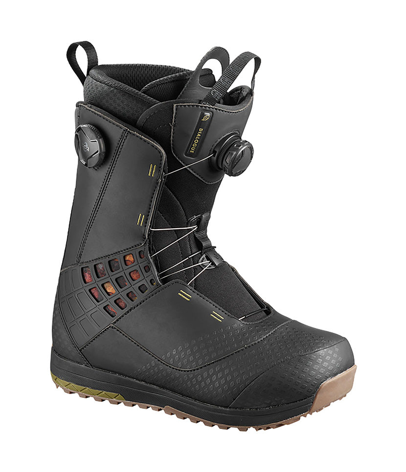 SALOMON DIALOGUE FOCUS BOA BOOTS 2019