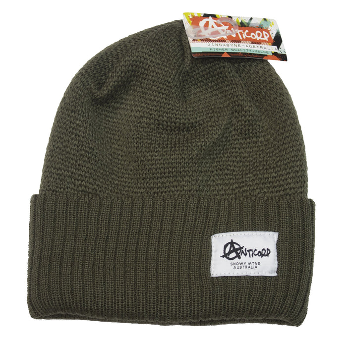 2020 Anticorp Mens Double Layer Beanie